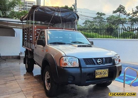 Nissan Frontier Mt 2500 Diesel 4x4