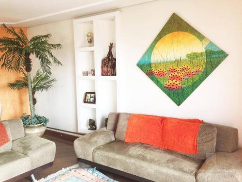 Imagem 1 de 30 de Cobertura Com 4 Dormitórios À Venda, 368 M² Por R$ 3.500.000,00 - Chácara Klabin - São Paulo/sp - Co0802