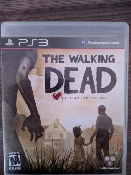 The Walking Dead Telltale - Ps3