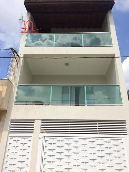 Casa A Venda No Bairro Laranjeiras Em Caieiras - Sp. - 3434-1