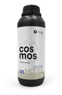Resina Cosmos - Dental - Yller - Sla - 405nm - 1 Litro