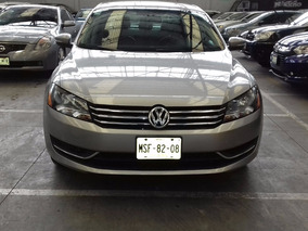 Volkswagen Passat Sportline 2.5 Lts Piel, Rines De Al Aa