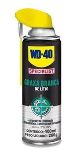Graxa Aerosol Litio Wd-40 400ml - 497681 - Wd-40