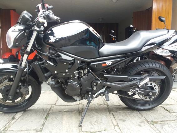 Yamaha Xj 6 N Preta Ano 2010