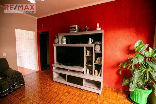 Excelente Casa No Jardim Açaí - Ca0059