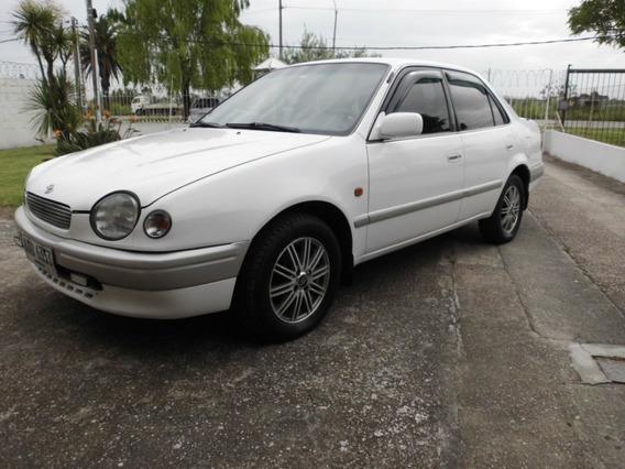 Toyota Corolla 7200 Dlrs Extrafull 1,6 Nafta Blanco Impecabl