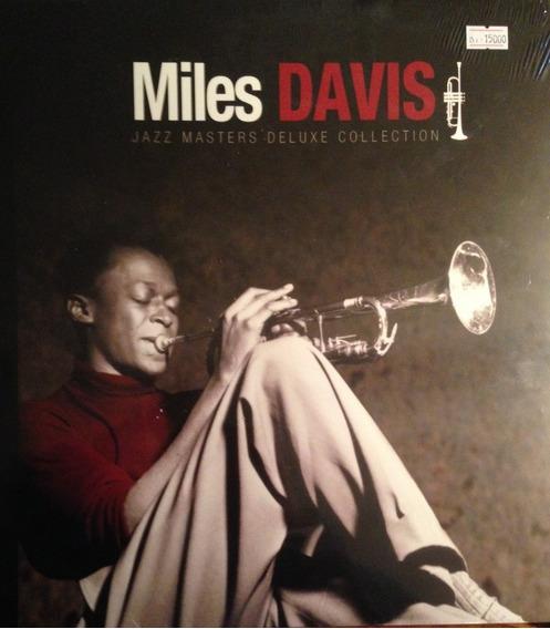 Lp Miles David Jazz Masters Deluxe Collection Musicanoba