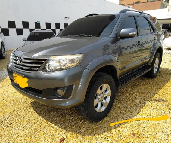 Toyota Fortuner 2012 4x2 Gasolina