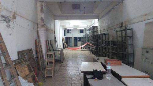 Imagem 1 de 13 de Loja Para Alugar, 250 M² Por R$ 4.498,00/mês - Centro - Rio De Janeiro/rj - Lo0172