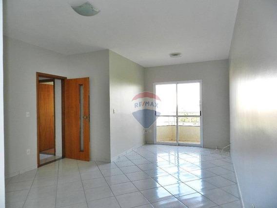 Apartamento Residencial Para Locação, Parque Fabrício, Nova Odessa. - Ap0069