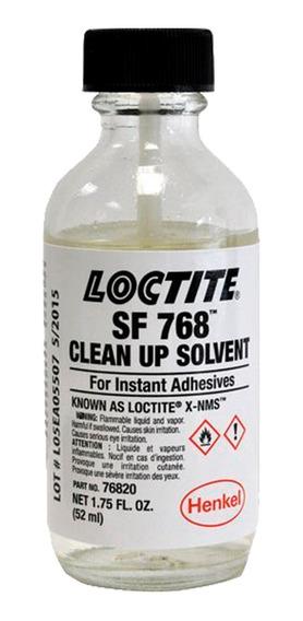 Limpiador De Adhesivo Loctite Sf 768 Frasco 59 Ml