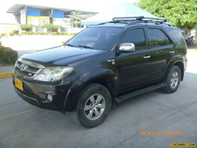Toyota Fortuner Sr5 At 4000cc 4x4