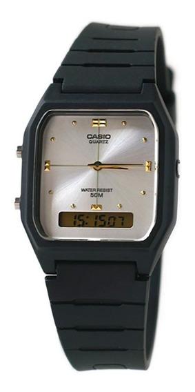 Relógio Casio Masculino Aw-48he-7avdf