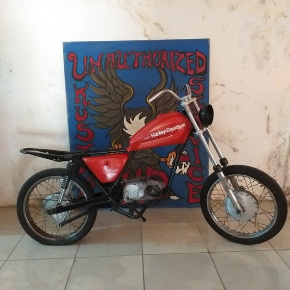 Harley-davidson Ss 125cc Amf