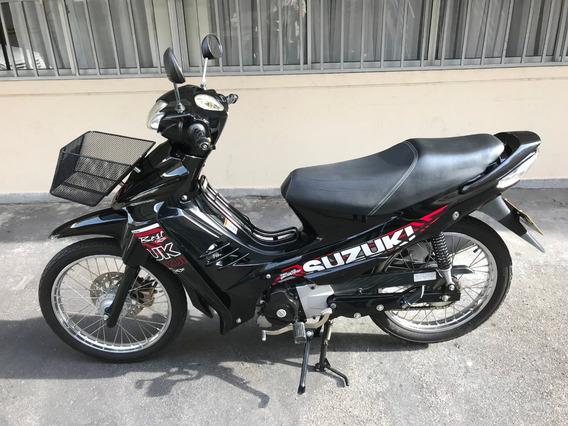 Suzuki Best 125 Mejorada