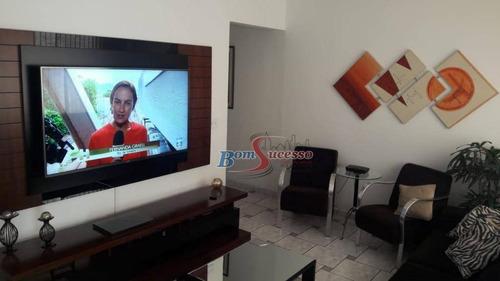 Apartamento Com 2 Dormitórios À Venda, 98 M² Por R$ 395.000,00 - Mooca (zona Leste) - São Paulo/sp - Ap2167