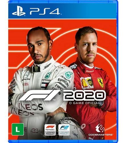 Imagem 1 de 1 de F1 2020 Digital Ps4 1