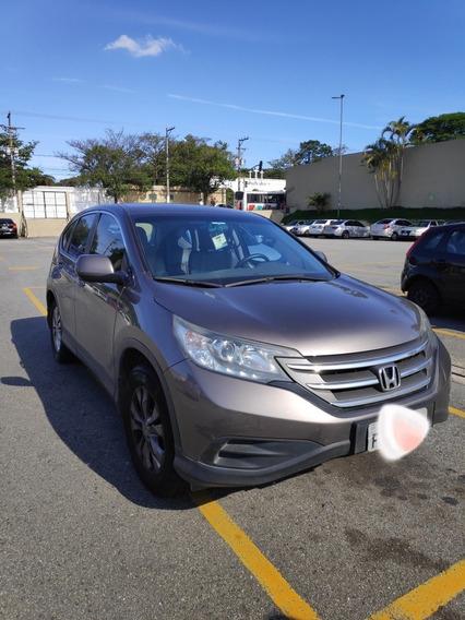 Honda Cr-v 2.0 Lx + Ipva 2020 Pagoooo