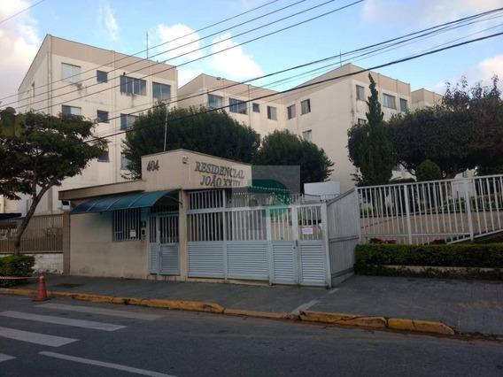 Vendo Apartamento No Condomínio Residencial João Xxiii Em Cesar De Souza Em Mogi Das Cruzes - Ap0281