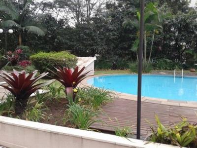 Flat Em Morumbi, São Paulo/sp De 35m² 1 Quartos À Venda Por R$ 220.000,00 - Fl116252