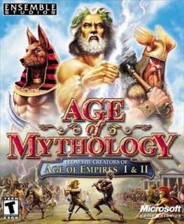 Age Of Mythology + Titans Expansion Juego Pc Disco Fisico