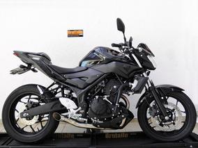 Yamaha Mt 03 Preta 2018