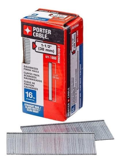 Clavo 1 1/2 Calibre 16 Porter Cable Pfn16150