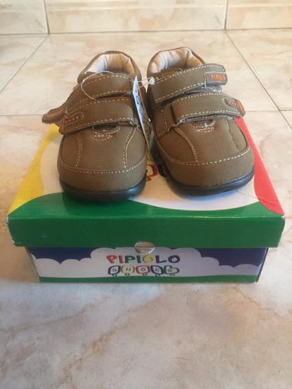 Zapatos Pipiolo Para Niños Originales Nuevos