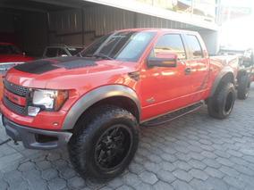 Ford Lobo Raptor Svt 4x4 Para Exigentes Unico Dueño