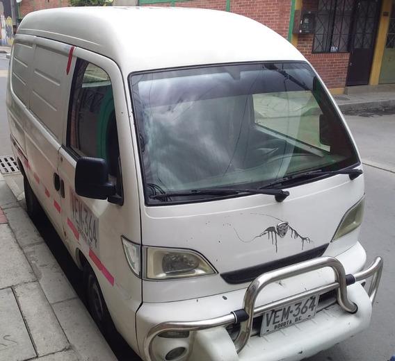 Camioneta Van Hafei