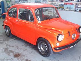 Fiat 600 S 1980 Preparado