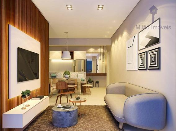 Apartamento 3 Dormitórios À Venda, 88m², Jk Jardins, Pq. Morumbi Em Votorantim/sp - Ap0557