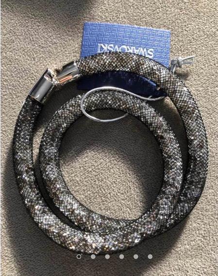 Pulsera Swarovski Bracelet Grei