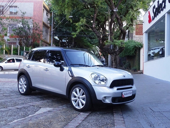 Mini Cooper Countryman S 1.6 Aut. 2012/2012