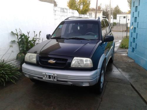 Chevrolet Gran Vitara, 4x4.