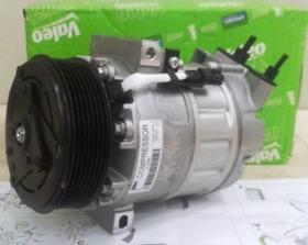 Compressor Van Renault Master Nova Valeo Original Sem Juros