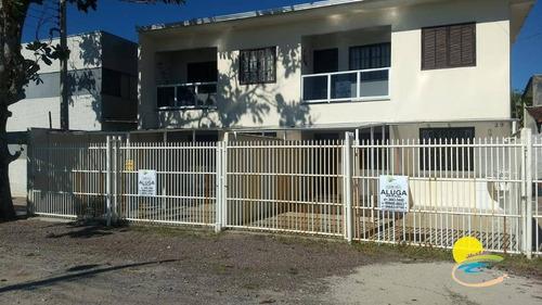 Prédio Com4 Apartamentos Quadra Do Mar Itapoá/sc - Ap0080