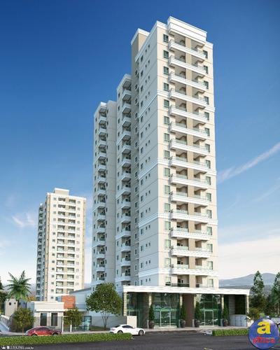 Imagem 1 de 13 de Apartamento 2 Quartos Sendo 1 Suíte, 1 Vaga De Garagem No Tabuleiro Dos Oliveiras Em Itapema/sc - Imobiliária África - Ap00386 - 69682201