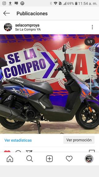 Yamaha Bws Fi