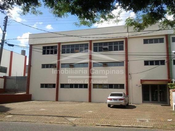 Barracão Á Venda E Para Aluguel Em Jardim Santa Genebra - Ba009210