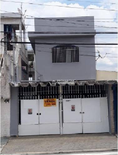 Sobrado À Venda, 200 M² Por R$ 380.000,00 - Jardim Malia Ii - São Paulo/sp - So3107