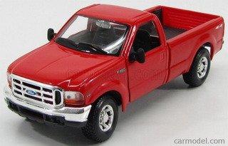 Camioneta Escala 1:27 Ford F-350 Super Duty 1999
