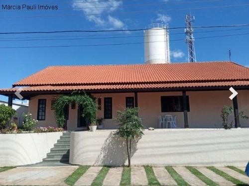 Casa A Venda Condomínio Araucária - Caxambu - Jundiaí. - Ca04074 - 69422187