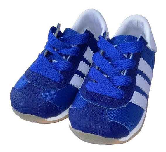Zapato Tenis Bebe Niño adidas Country T 20-26