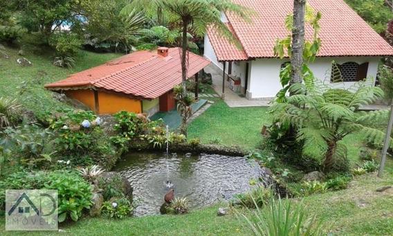 Sítio Para Venda Em Nova Friburgo, Macaé De Cima, 3 Dormitórios, 3 Banheiros, 3 Vagas - 169
