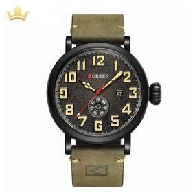 Relógio Masculino Curren Analógico 8283 Com Nf