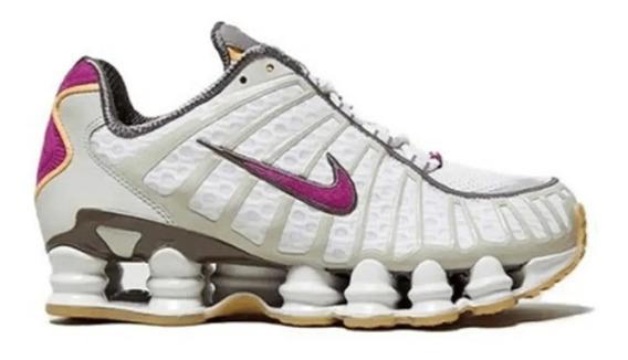 Tênis Nike 12 Molas Shox Masculino N 40 Original Promoçao