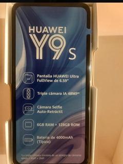 Huawei Y Series Y9s Dual Sim 128 Gb Breathing Crystal 6 Gb R