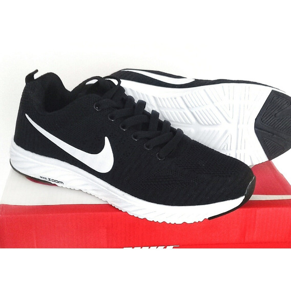 Zapatos Nike Zoom Negro/blanco Tallas 38 39 Y 40 (30$)