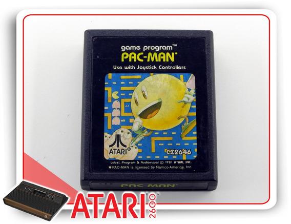 Pac-man Cartucho Atari Original